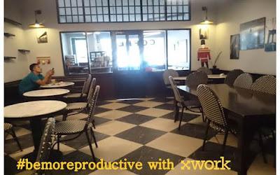 Suasana di Sanderson Coffee, Bintaro Raya - Blog Mas Hendra