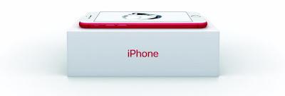 أبل تقوم بإطلاق آيفون 7 وآيفون 7 بلس باللون الأحمر !
