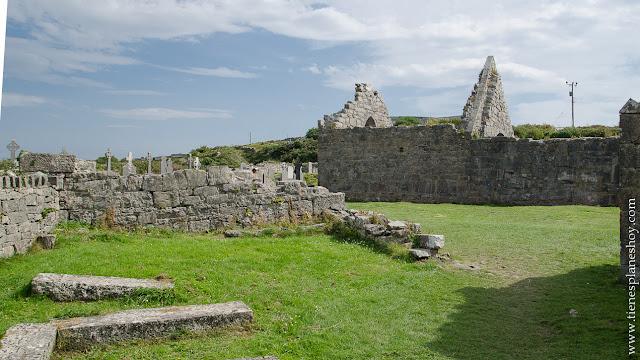 Siete Iglesias Inishmore Islas Aran Irlanda