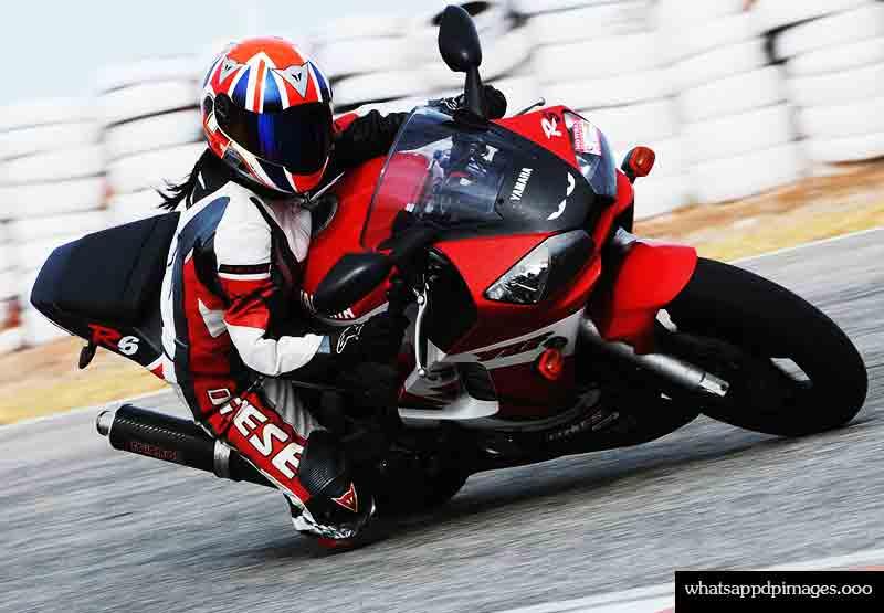 Red bike dp for whatsapp