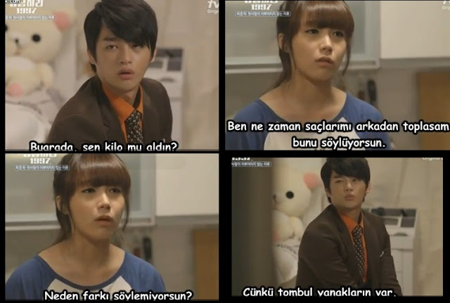 Reply 1997- Answer Me 1997 konusu