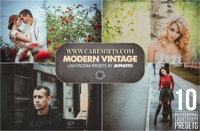 10 Modern Vintage Lightroom Presets Free Download