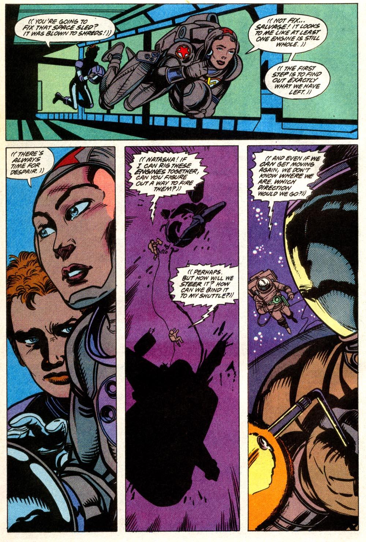 Read online Wonder Woman (1987) comic -  Issue #66 - 19