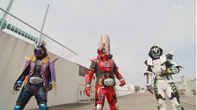 Kamen Rider Ghost Episode 31 Subtitle Indonesia