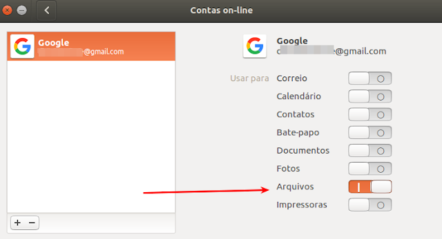 Google Drive no Linux