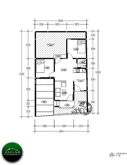 Rumah Baru di Purwomartani ( Green Purwomartani )