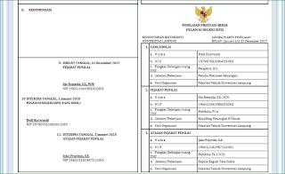 Aplikasi Penilaian Sasaran Kinerja Pegawai (SKP - KKI)