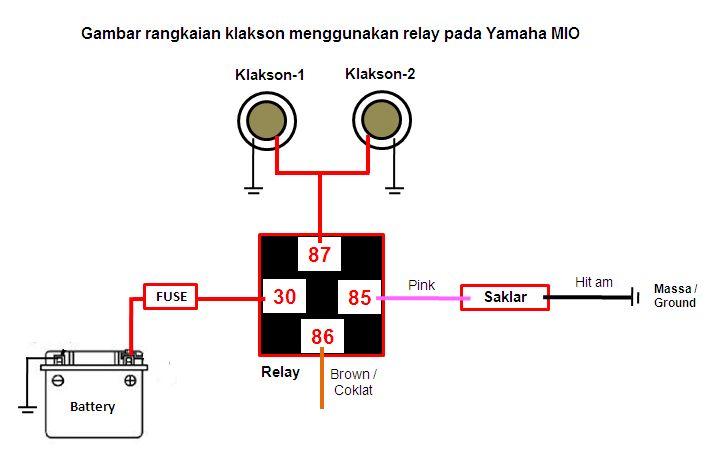 New cara pasang relay klakson cerita tentang kehidupan new cara pasang relay klakson untuk menyelesaikan ccuart Choice Image