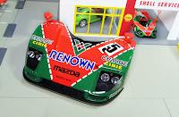 AUTOart 1991 Le Mans Winner Mazda 787b kyosho