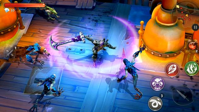 AVENGED SEVENFOLD premiers their brand new song Dose in Gameloft Dungeon Hunter 5