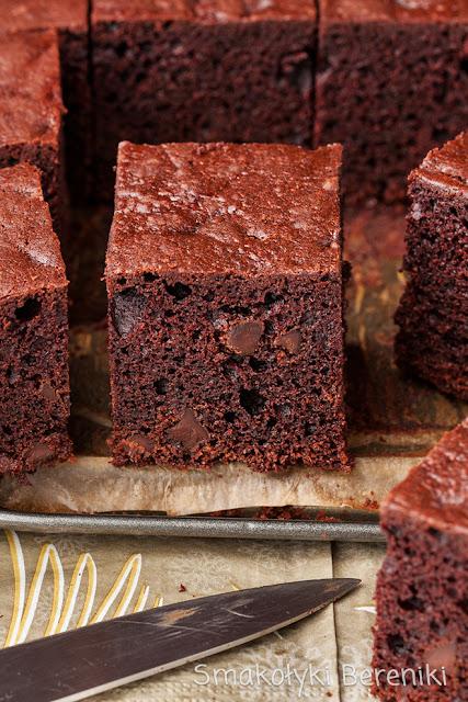 Ciasto czekoladowe przepis