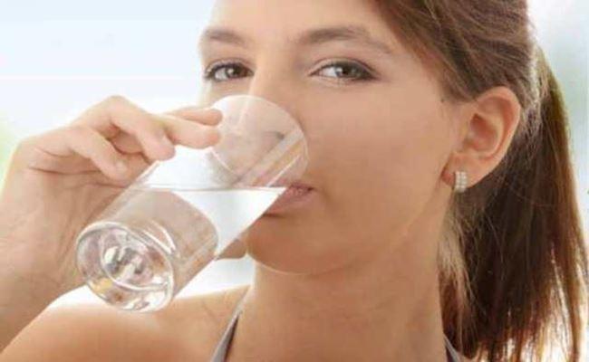 Beba 2,5 litros de água por dia