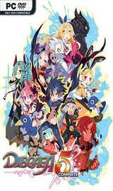 Disgaea 5 Complete-CODEX - Download last GAMES FOR PC ISO, XBOX 360, XBOX ONE, PS2, PS3, PS4 PKG, PSP, PS VITA, ANDROID, MAC