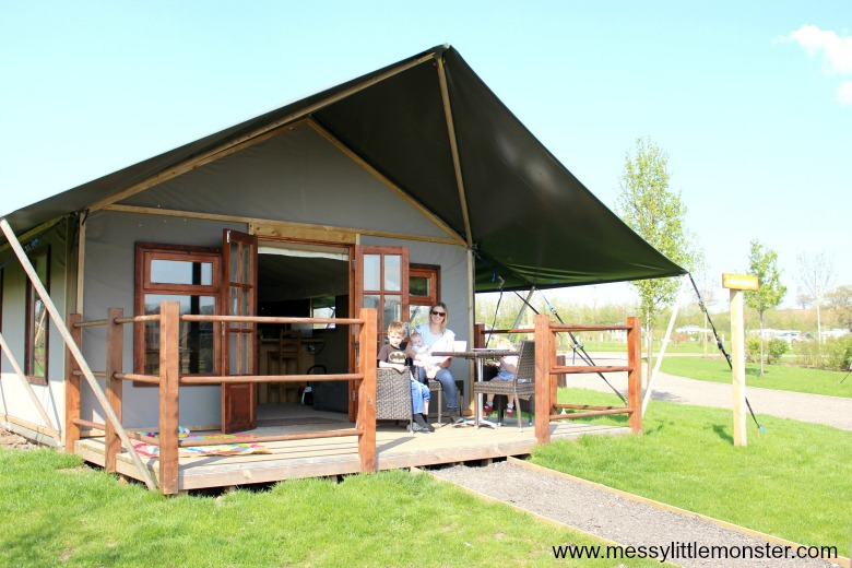 Glamping at Crealy Meadows in Devon, UK - Review