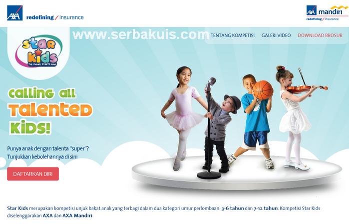 Kontes Video Star Kids Berhadiah Paket Liburan Bersama Keluarga