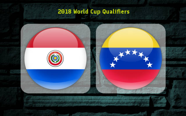 Paraguay vs Venezuela Full Match & Highlights 11 October 2017