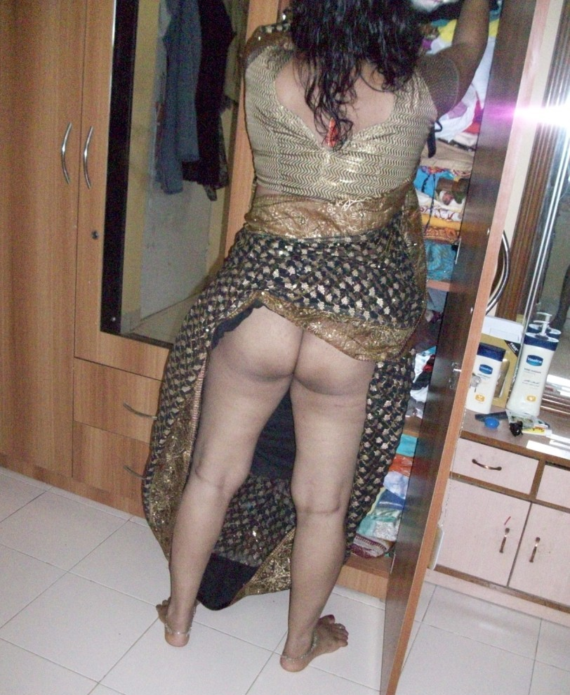 Aunty saree lift nude ass think, that