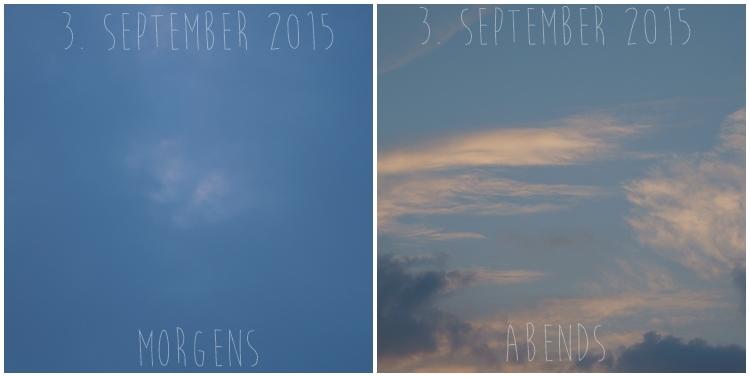 Blog + Fotografie by it's me! - Himmel am 03.09.2015