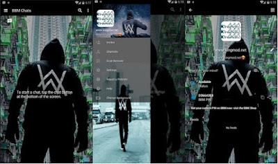 BBM Mod Dj Alan Walker v3.1.0.13