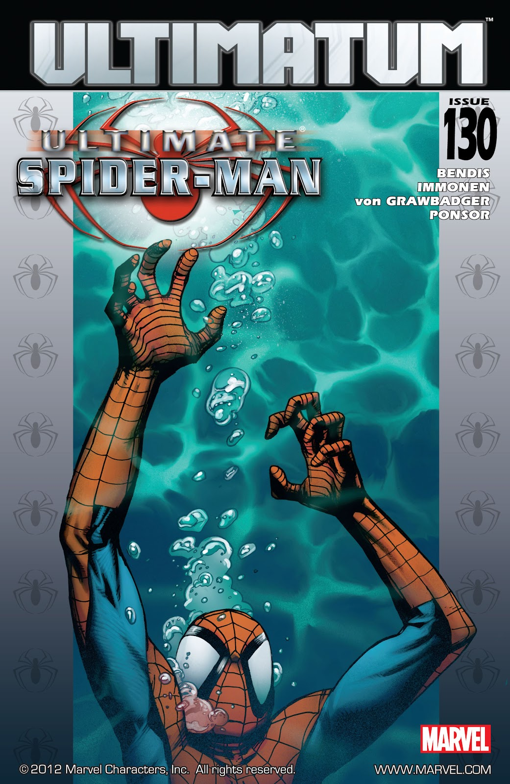 Ultimate Spider-Man (2000) issue 130 - Page 1