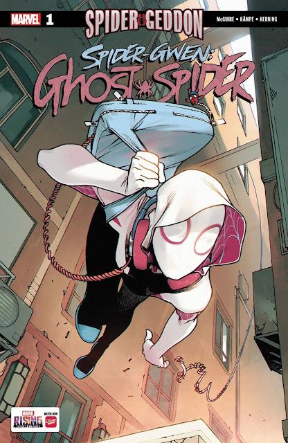 Spider-Gwen Ghost Spider Volumen 1 Español Mega