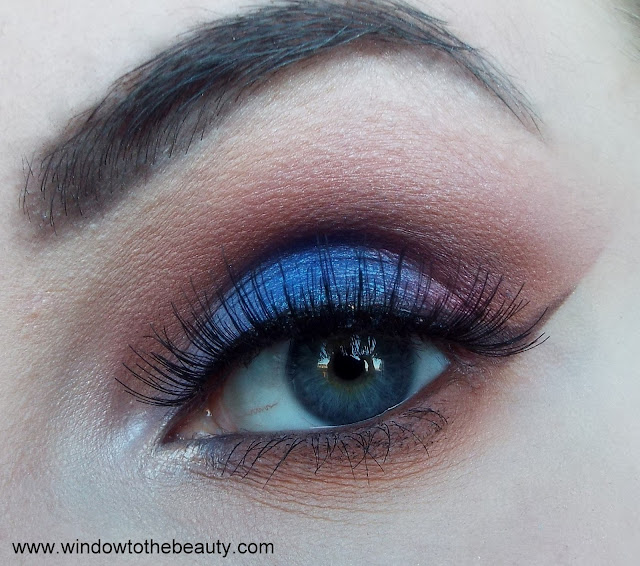 elegancki makeup