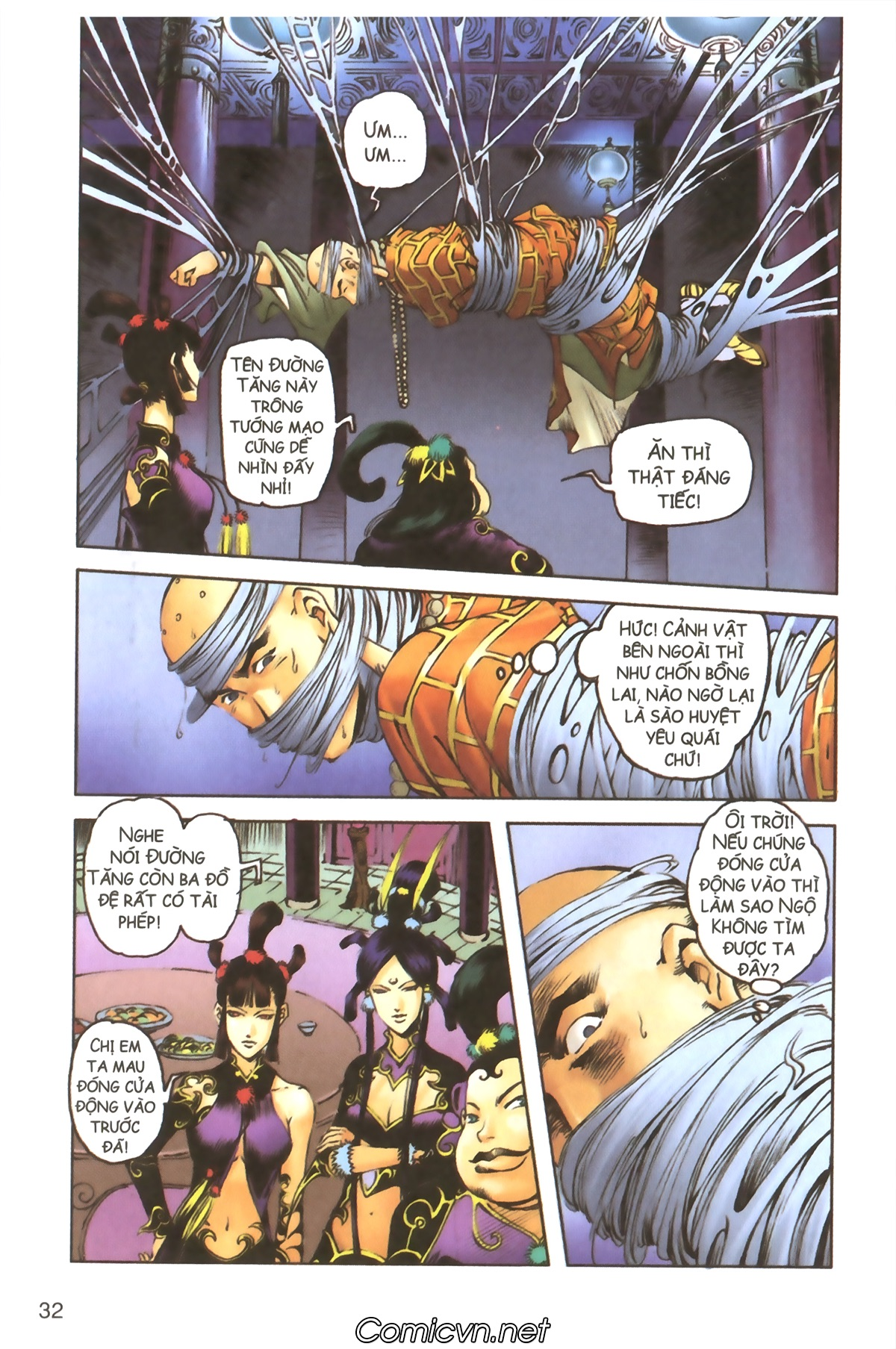 Tây Du Ký màu - Chapter 114 - Pic 30