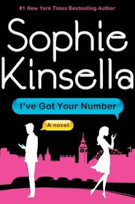 I've Got your Number by Sophie Kinsella - book cover