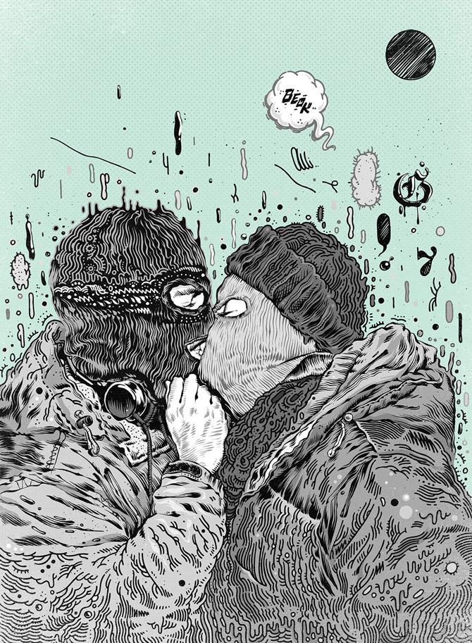 Иллюстратор Andres Guzman 14