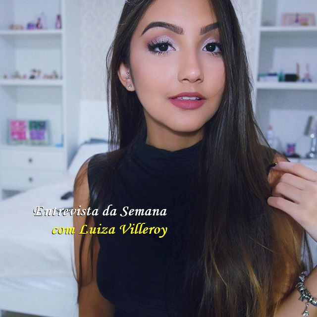 Entrevista com Luiza Villeroy