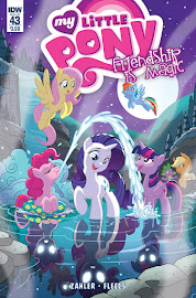 MLP Friendship is Magic #43 Comic