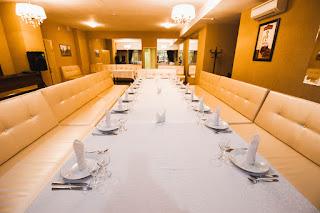 Сервировка в отеле Седата Игдеджи