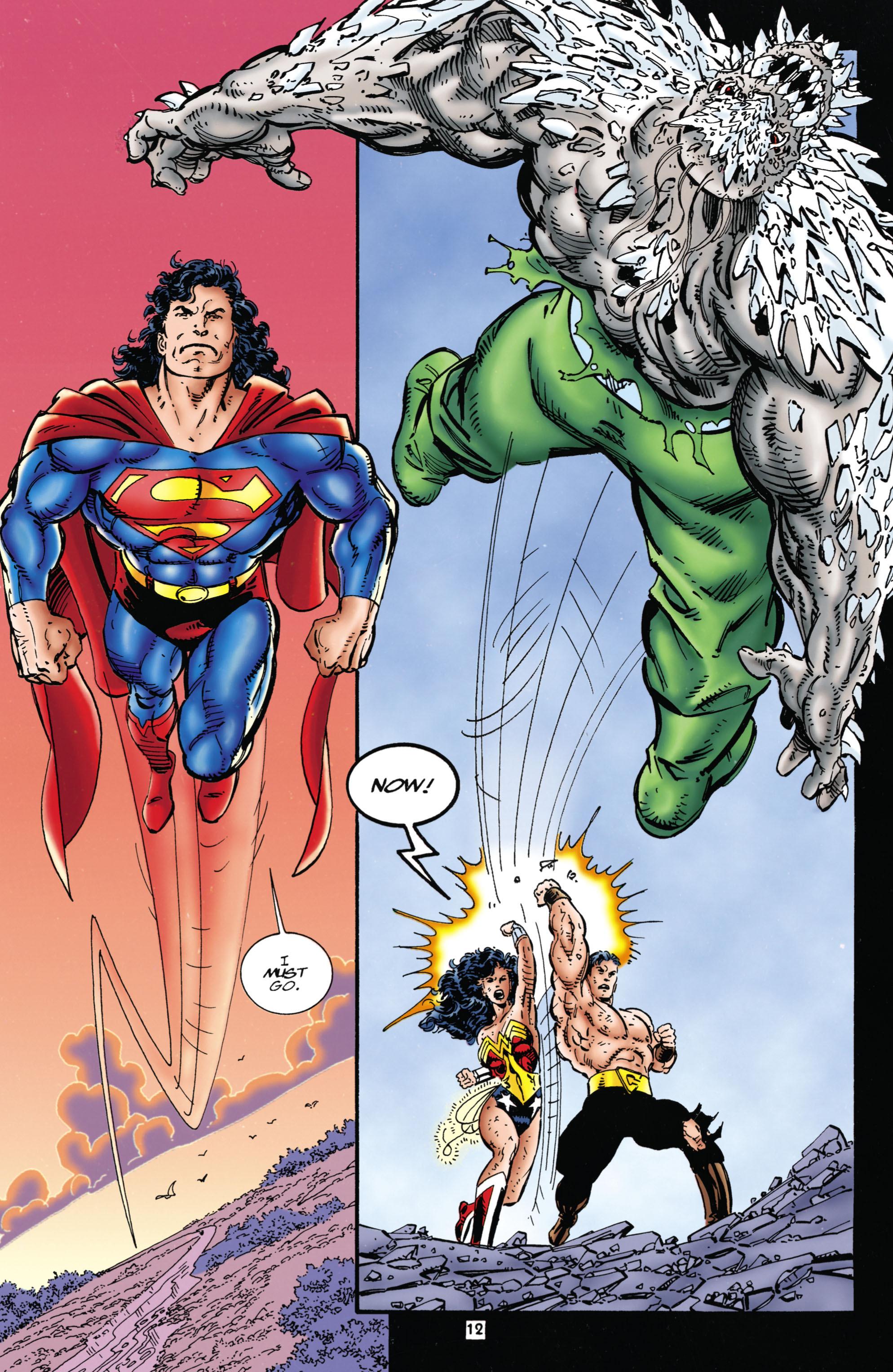 Read online Wonder Woman (1987) comic -  Issue #112 - 12