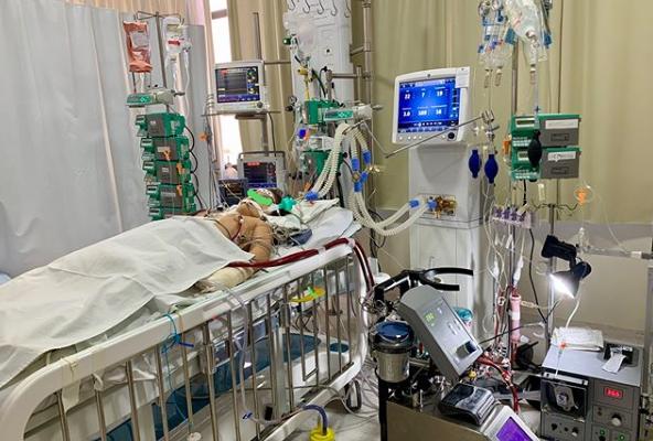Sem autorização para transplante, criança luta com burocracia para se manter viva