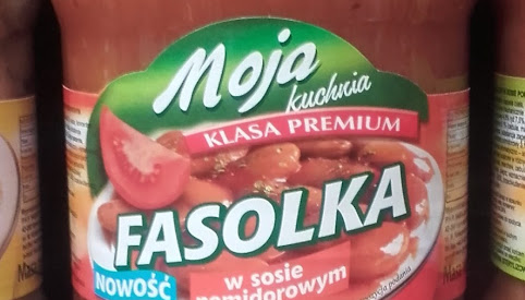 Fasolka, Moja kuchnia