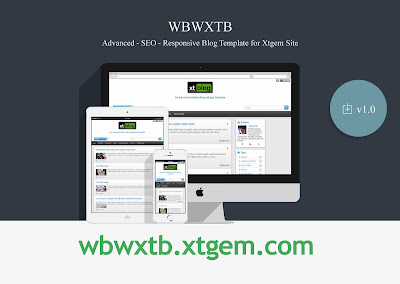 WBWXTB screenshot responsive showcase
