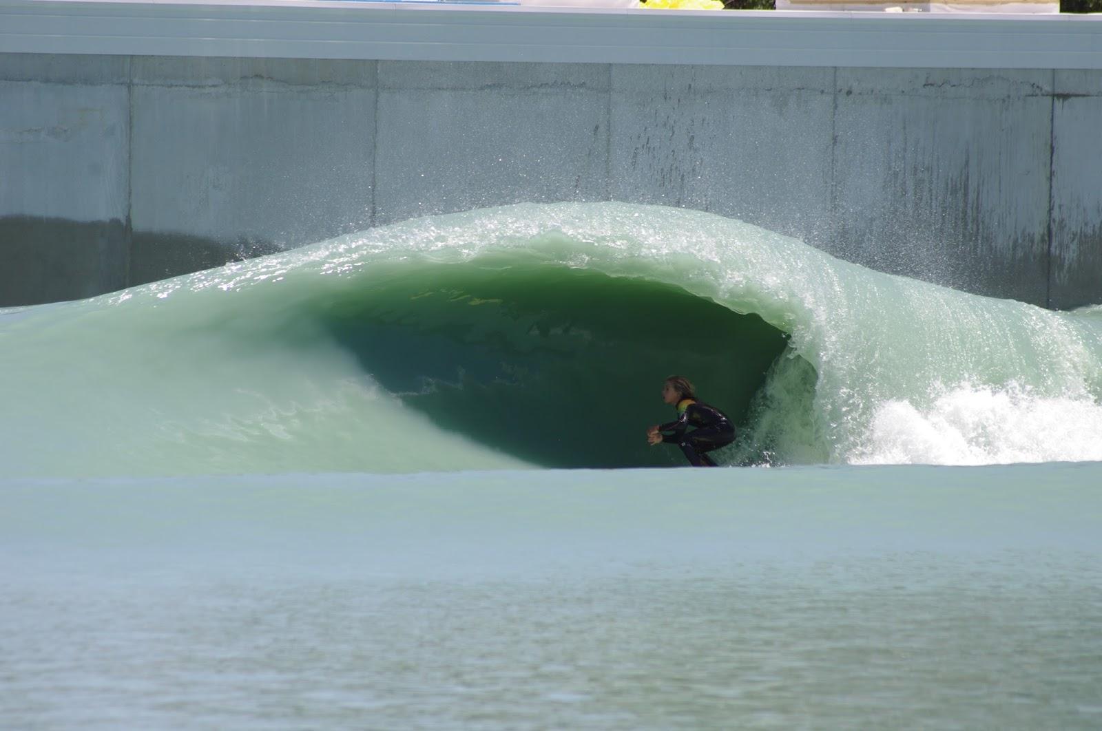 BSR Surf Resort A Three-Wave Set