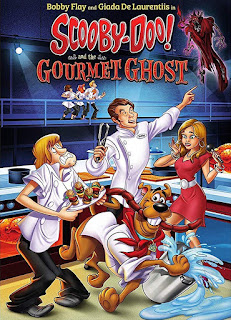 Scooby Doo  and the Gourmet Ghost  2018
