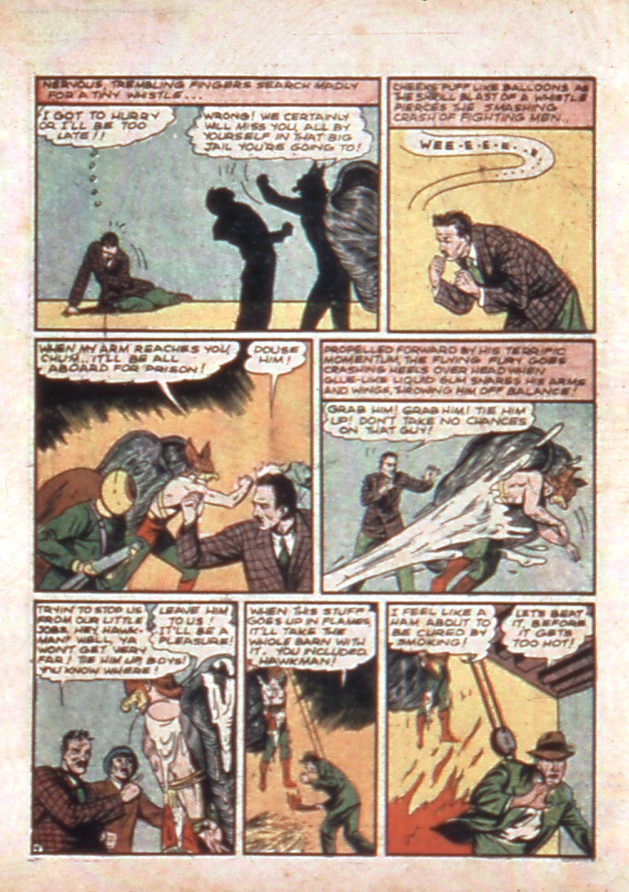 Read online All-Star Comics comic -  Issue #18 - 9