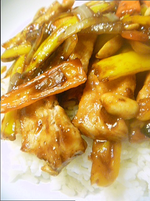 Spicy and Sassy  Caribbean Pork Stir Fry - Slice of Southern