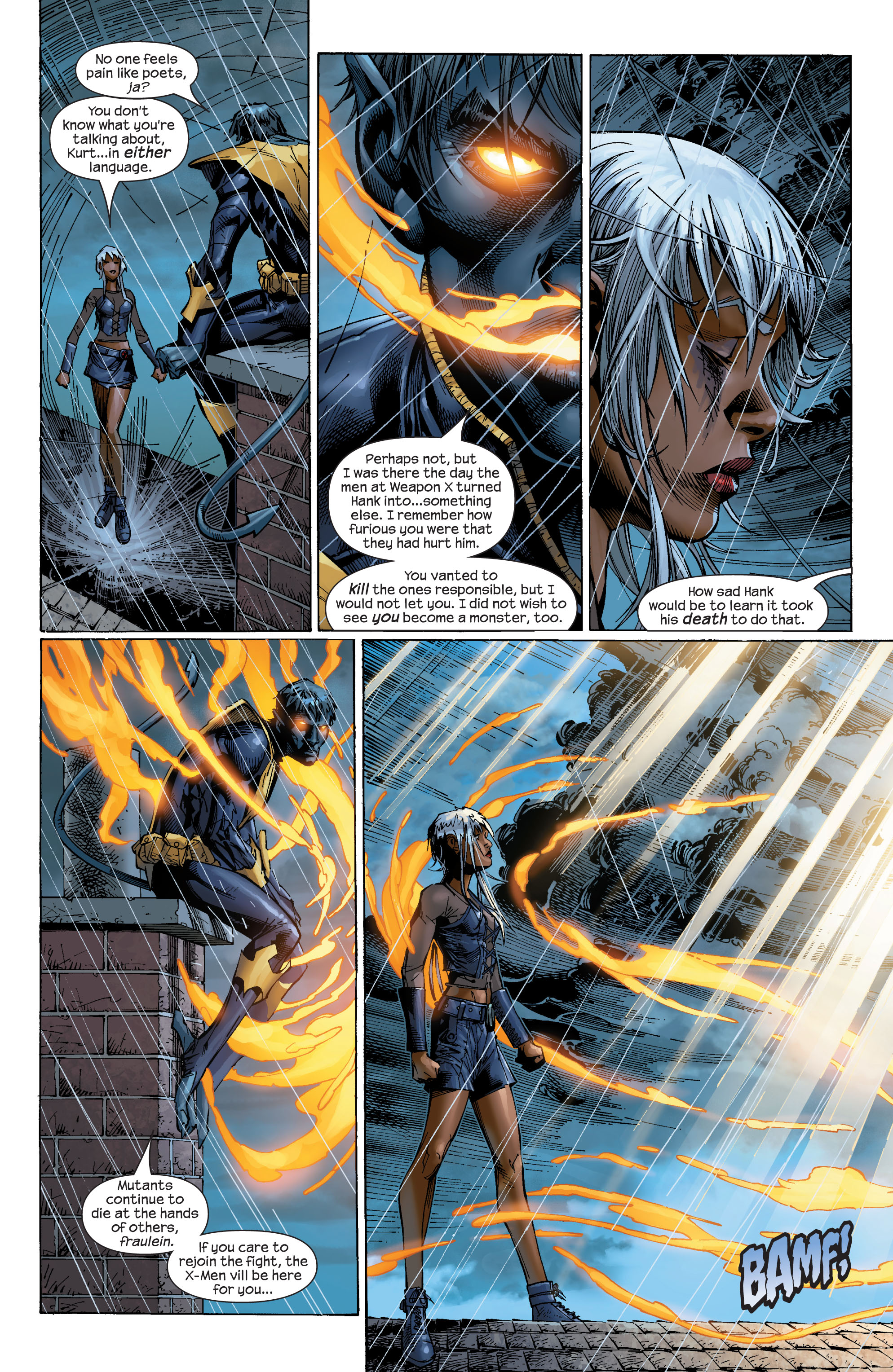Read online Ultimate X-Men comic -  Issue #47 - 19
