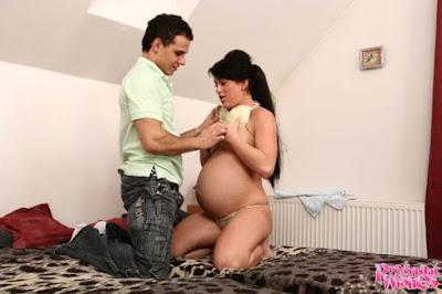 беременная хочет трахаться