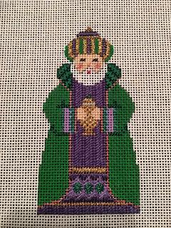 carol dupree nativity green wiseman