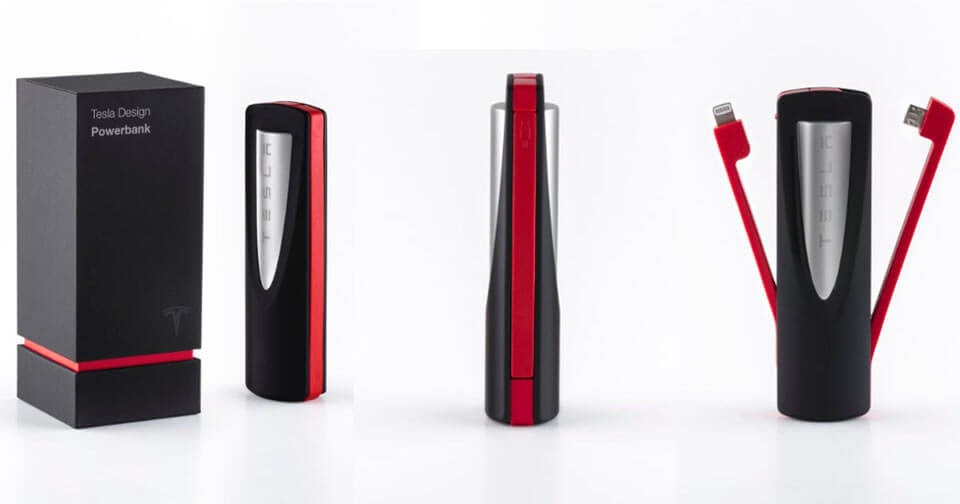 Tesla Creates A Powerbank With Model S Battery Cell