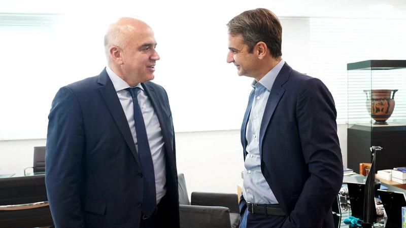 Ο Χρήστος Μέτιος ο εκλεκτός του Μητσοτάκη για την Περιφέρεια Αν. Μακεδονίας - Θράκης
