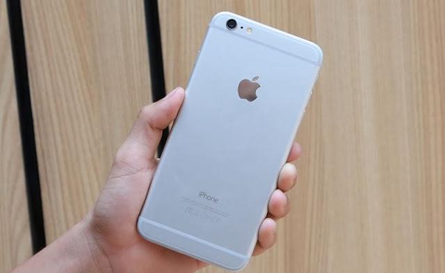 Đánh giá iPhone 6 Plus 64G Nhật bản