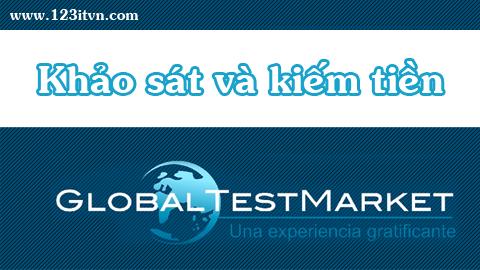 Globaltestmarket - website khảo sát dành cho sự kiên nhẫn