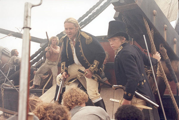 Hello, Tailor: Master & Commander: The Far Side of the World. (Part 1)