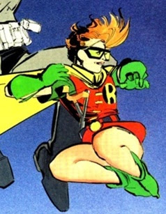 6 DIFFERENT ROBINS YOU PROBABLY DIDN'T KNOW ABOUT!!!  FOR ALL THE BATMAN FANS!!