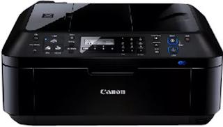 Canon Pixma MX410 Télécharger Pilote Pour Windows et Mac